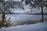 Lac de La Folie.CONTREXEVILLE
