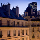 2.PARIS.Roofs and MONTPARNASSE's Tower