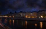 2.PARIS.Quai de l' horloge I