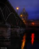 2.PARIS.Pont des Arts .Institut de France II
