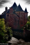 8.COLLONGES la ROUGE.One of the Most Beautiful Village of France I of France