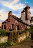 8.COLLONGES la ROUGE.One of the Most Beautiful Village of France II