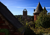 8.COLLONGES la ROUGE.The Village in the forest