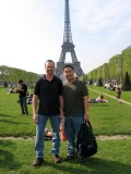 May 2006 - France with Ted Ellquist