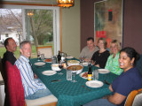 April 2009 - Holiday Dinner with Friends