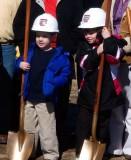 Groundbreaking for the new elementary school