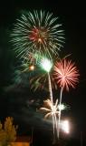 2009 Fireworks in Moroni