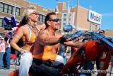 Harley- Davidson's 105th Anniversary Parade