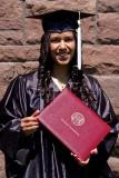 Kiran's College Gradution