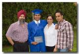 Aman's Graduation