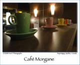 Au Café Morgane ...