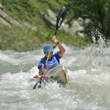 Internazionali 2006 fiume Adda superiore a Boffetto di Piateda in Valtellina