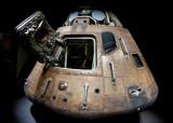 Recovered Apollo Capsule