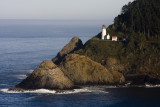 Lighthouse at Heceta Head