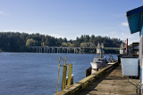 Siuslaw River, Florence Oregon