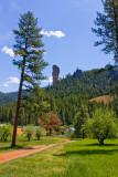 Steins Pillar, Central Oregon