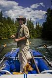 Rafting the McKenzie