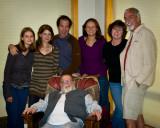 Madelyn, Ally, Eddy, Marisa, Melody, Alastair & Rich