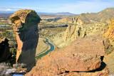 Monkey Face @ Smith Rocks State Park