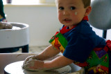 Portrait of the Artist as a Young Potter  ~  May 28
