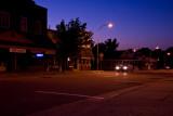 Main Street Evening  ~  August 18