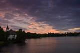 Sunset on the Mill Pond  ~  September 2