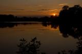 Mill Pond Sunset  ~  September 3