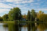 Mill Pond Fall  ~  September 30