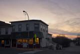 Flying Goose Quilt Shop Sunset  ~  November 10