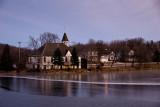 Icy Sunset  ~  November 21