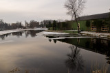 Early Winter Mill Pond Reflections  ~  November 23