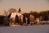 Winter Wonderland on the Mill Pond  ~  December 9