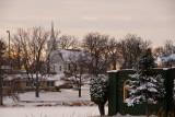 Mill Pond Winter  ~  December 22