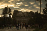 Mount Rushmore at Dusk  ~  June 11  [11]
