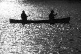 Late Afternoon Canoeing on the Mill Pond  ~  June 23  [17]