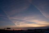 Prairie Sunset  ~  March 7