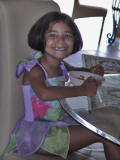 Anchal at the breakfast table!.jpg