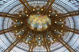 Dome of the Galleries Lafayette superstore