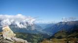 Blick auf Glarus Mitte