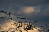 Leglerhütte in der Abendsonne