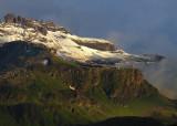 Blick zur Leglerhütte