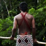 Embera Errebache tribesman
