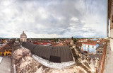 Iglesia de la Merced rooftop panorama