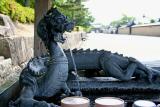 Nara Dragon Fountain, Japan
