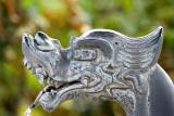 Fountain Dragon head, Nara, Japan