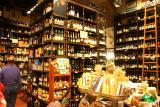 Rome a wine shop