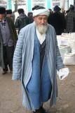 Another traditional outfit, Chakrysab open market, Uzbekistan
