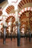 Mosque of Cordoba, Cordoba, Spain