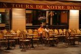 Café aux tours de Notre Dame