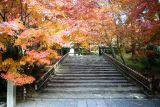 Stairways in Kyoto temple